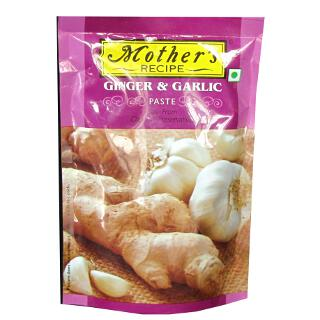 Mothers Ginger and Garlic Paste