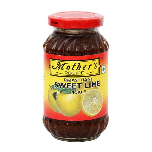 Mothers Recipe Pickle Rajasthani Sweet Lime