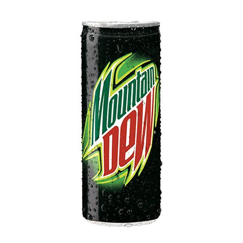 Mountain Dew Soda Drink