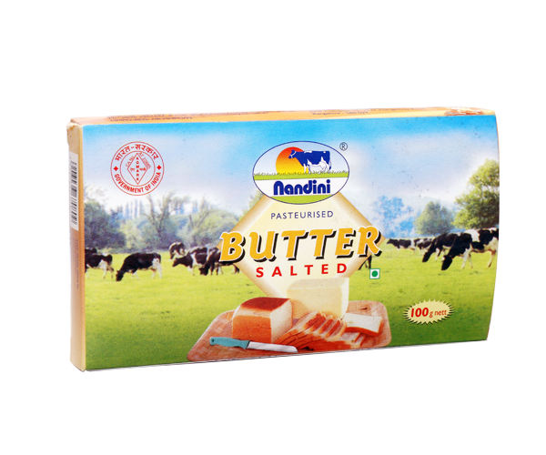 Nandini Butter Salted