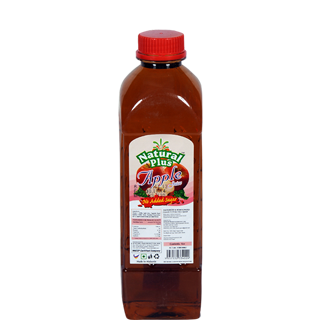 Natural Plus Apple Juice No Added Sugar