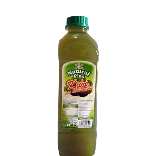 Natural Plus Kiwi Juice With Chlorophyll