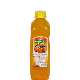Natural Plus Orange Juice