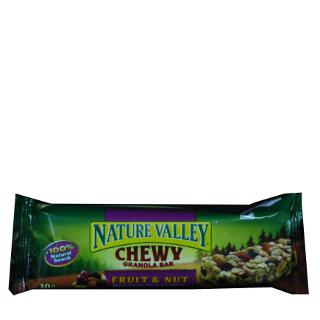 Nature Valley Fruit and Nut Granola Bar