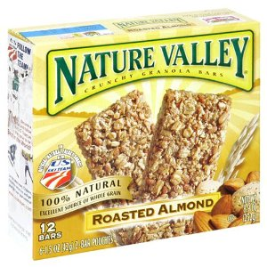 Nature Valley Roasted Almond Granola Bar