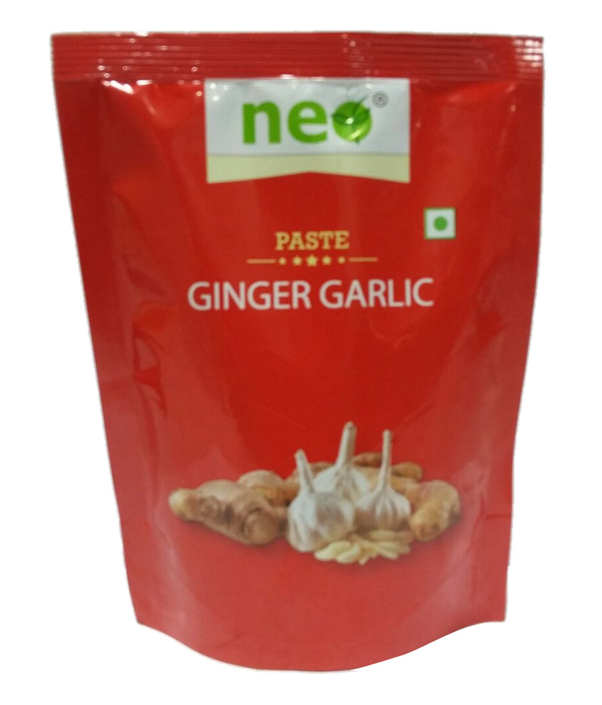 Neo Paste Ginger Garlic