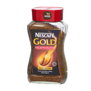 Nescafe Gold Decaffeinated