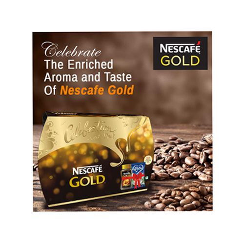Nescafe Celebration Pack Gold Plus Everday
