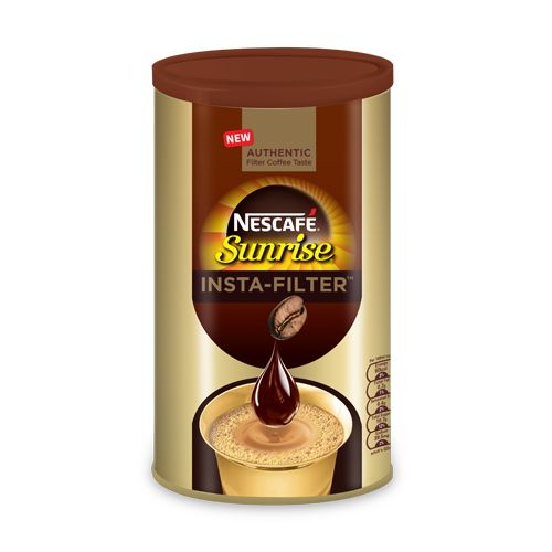 Nescafe Sunrise Insta Filter