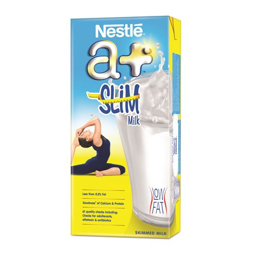 Nestle A Plus Slim Milk Low Fat
