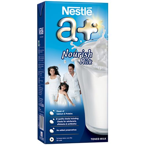 Nestle A Plus Toned Milk