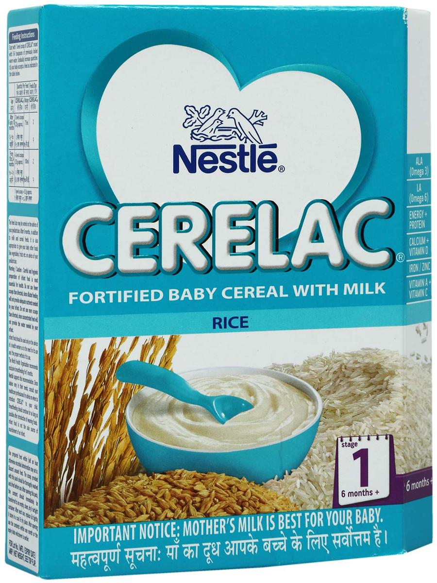 Nestle Cerelac Rice Stage 1