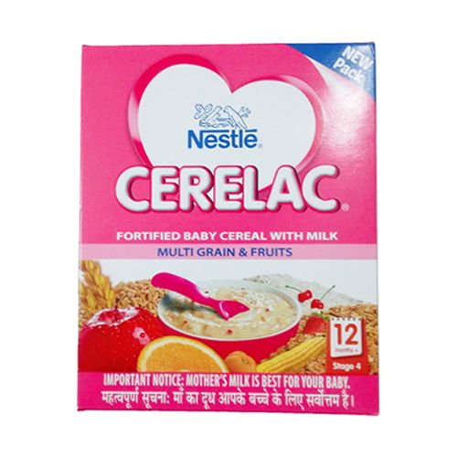 Nestle Cerelac Stage 4 Multi Grain and Fruits
