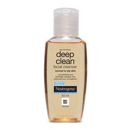 Neutrogena Facial Cleanser  Deep Clean Normal to Oily Skin