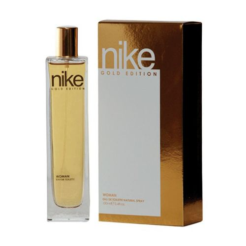 Nike Perfume Gold Edition Edt For Women