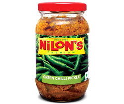 Nilons Pickle Green Chilli