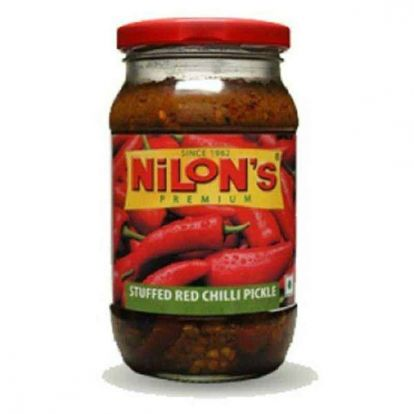 Nilons Pickle Stuffed Red Chilli