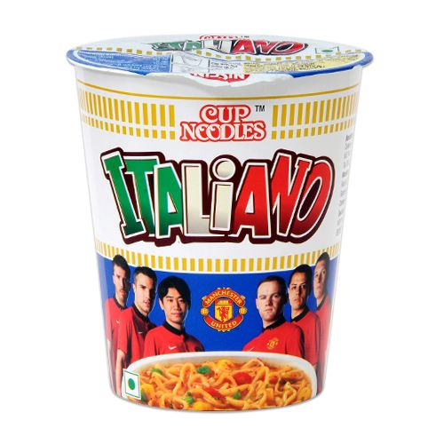 Nissin Food Cup Noodles Italiano