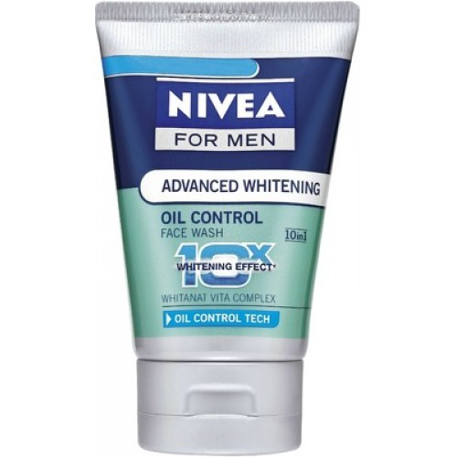 Nivea Advanced Whitening Face Wash Oil Control