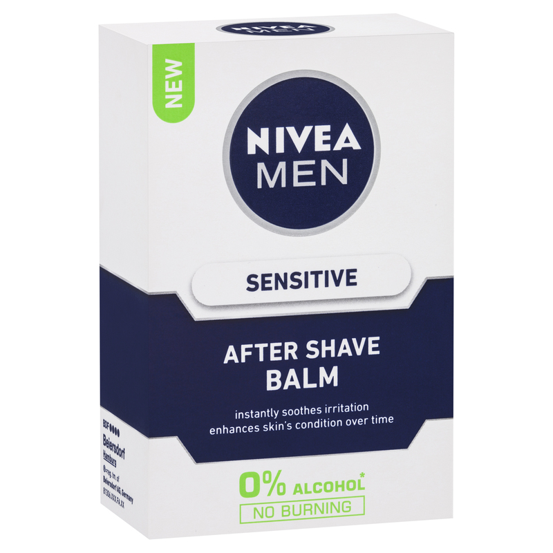 Nivea After Shave Balm Sensitive for Men