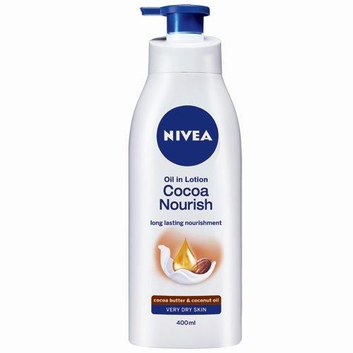 Nivea Body Essential Cocoa Nourish Milk