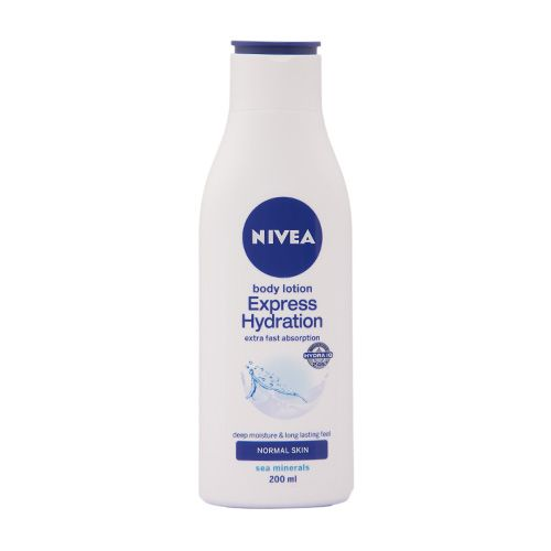 Nivea Body Lotion Express Hydration Sea Minerals