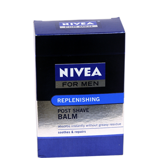 Nivea For Men Replenishing Post Shave Balm Smooth and Repairs