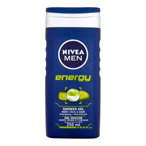 Nivea Shower Gel Energy for Men