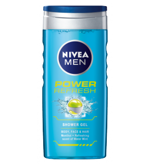 Nivea Shower Gel Power Refresh For Men