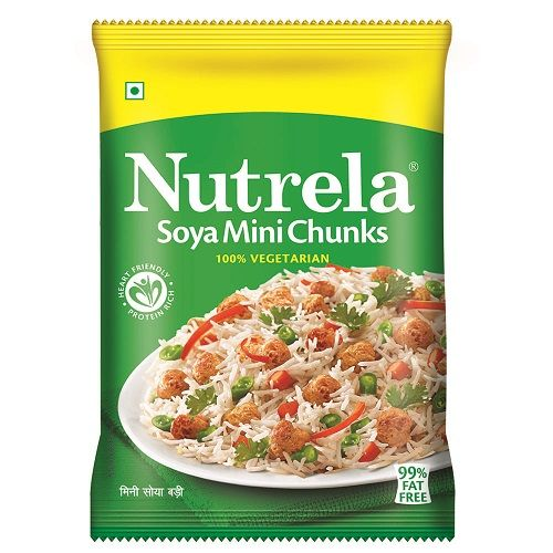 Nutrela Soya Chunks Mini