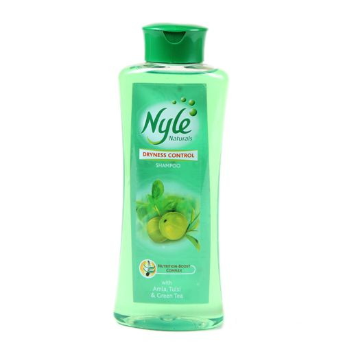 Nyle Dryness Control Shampoo Amla Tulsi and Green Tea