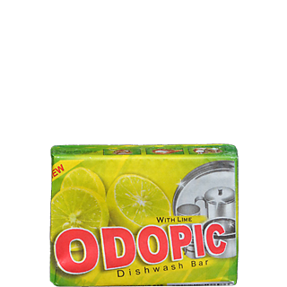 Odopic Lime Dishwash Bar