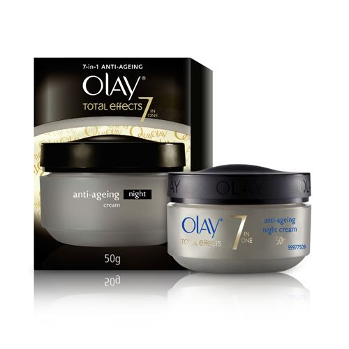 Olay Total Effect 7 In 1 Anti Ageing Night Cream