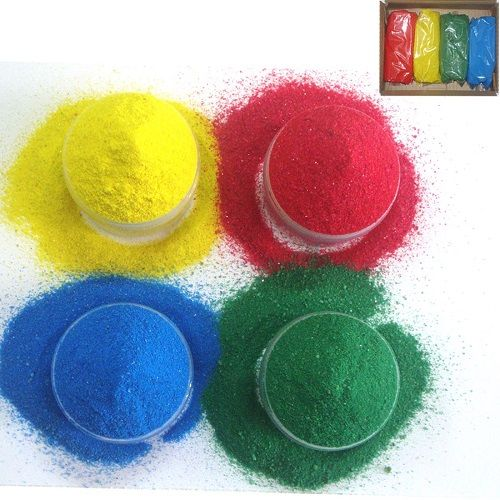 Om Bhakti Color Rangoli Kit