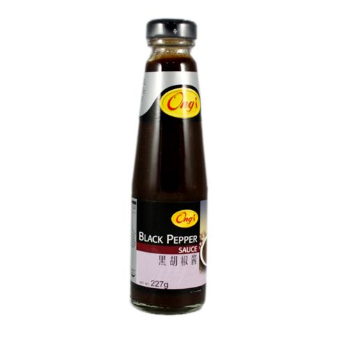 Ongs Sauce Black Pepper