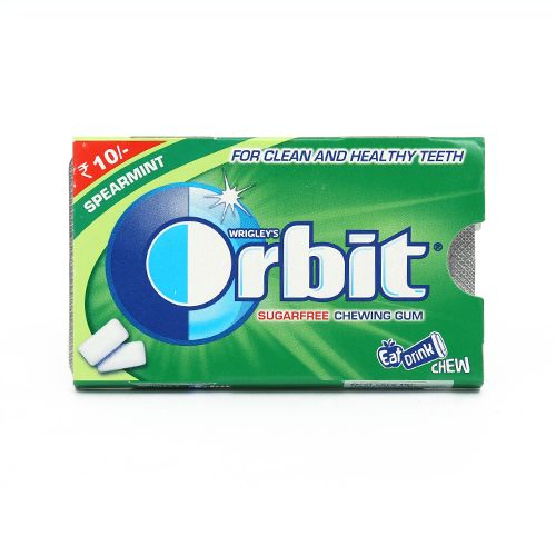 Orbit Sugar Free Chewing Gum