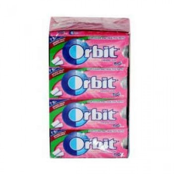 Orbit Sugarfree Chewing Gum Mixed Fruit Flavored