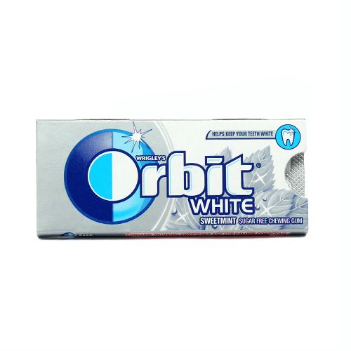Orbit Sweet Mint White