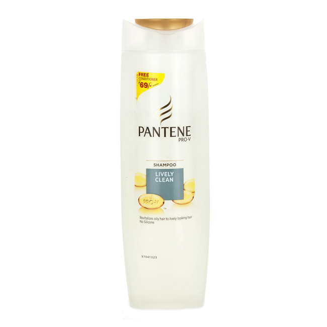 Pantene Shampoo Lively Clean