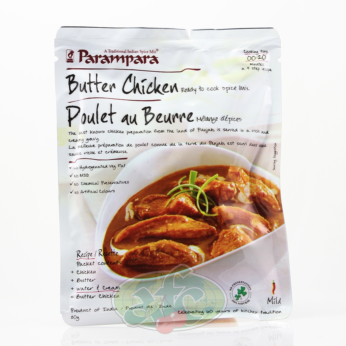 Parampara Mix Butter Chicken