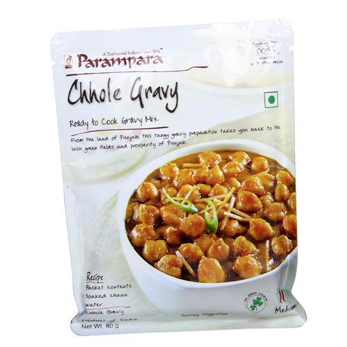 Parampara Mix Chhole Gravy