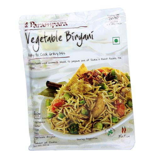 Parampara Mix Vegetable Biryani