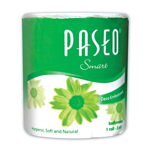 Paseo Toilet Roll Smart 2ply
