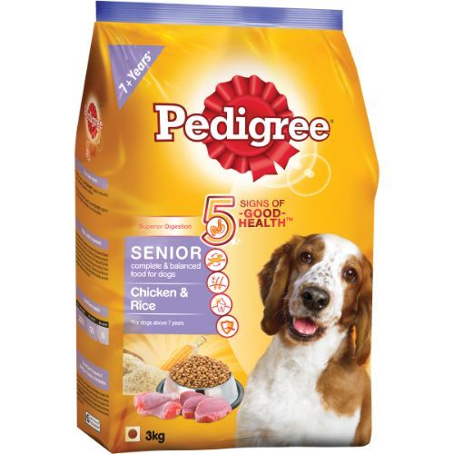 Pedigree Daily Food for Adult Dogs Senior