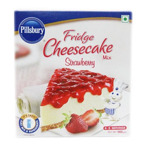 Pillsbury Fridge Cheesecake Mix Strawberry