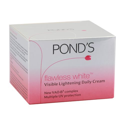Ponds Day Cream  Flawless White
