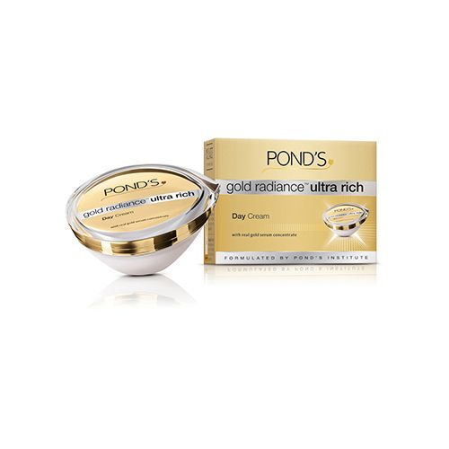 Ponds Gold Radiance Ultra Rich Day Cream