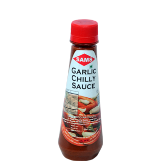 Red Garlic Chilly Sauce