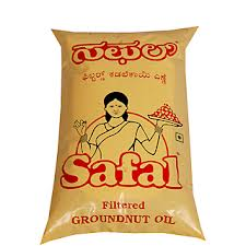 Safal Filtered Groundnut Oil