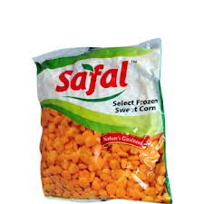 Safal Frozen Sweet Corn